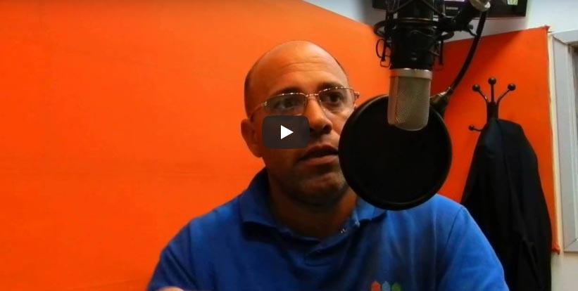 Nota en la Radio FM 91.3 (Radio Simphony).