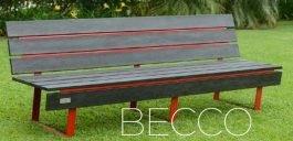 Linea Becco – Sillón Respaldo Largo