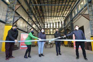 Inauguramos el Polo Cooperativo Creando
