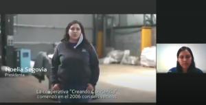 """Presentes en Ateneo de reciclaje """"Esto no termina acá"""""""