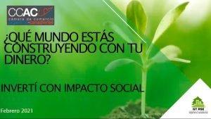 Presentes en el Primer Encuentro del Grupo RSE de la Cámara de Comercio Argentino Canadiense