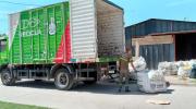 Se recibió la primera disposición de residuos reciclables recolectados en el Barrio El Garrote, de Tigre