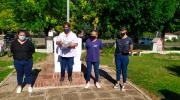 Nueva entrega de útiles escolares en San José, Entre Ríos