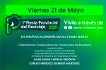 Presentes en la 1° Fiesta Provincial de Reciclaje