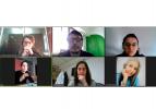 Reunión virtual con integrantes del municipio de Arroyito, Córdoba y representantes de la empresa Arcor