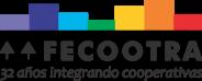 Logo Fecootra 32 años