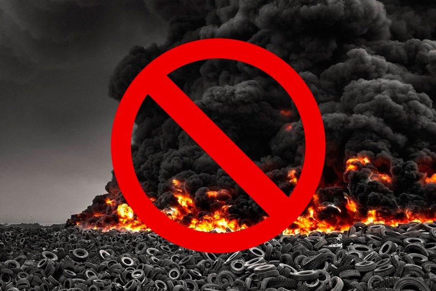 El Senado aprobó el Proyecto de Ley de Neumáticos Fuera de Uso y lo giró a Diputados
